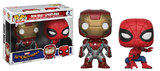 Spider-Man: Homecoming - Spider-Man & Iron Man Pop! Vinyl 2-Pack