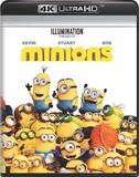 Minions on UHD Blu-ray