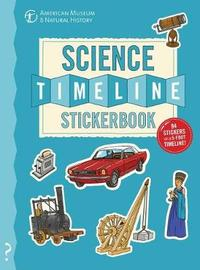 Science Timeline Stickerbook by Christopher Lloyd