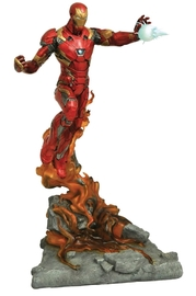 Marvel Milestones - Iron Man (Civil War Ver.) Resin Statue