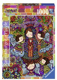 Ravensburger : Amparin - Virgencita Puzzle (1000 Pcs)