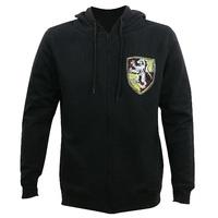 Harry Potter: Gryffindor Crest - Zip Up Hoodie (2XL)