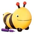 Battat: Bouncy Boing Bizzi - Bubble Bee