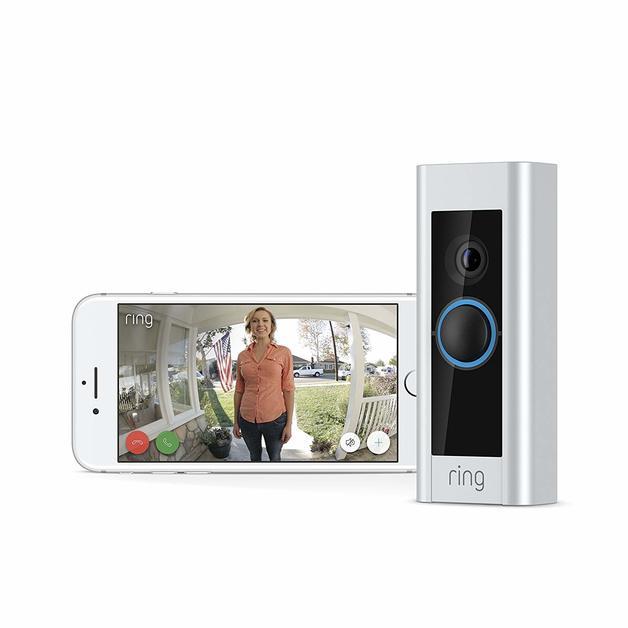 Ring: Door View Cam - Compact Video Doorbell