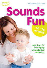 Sounds Fun (16-36 Months) by Clare Beswick image