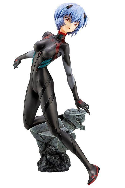Evangelion: 1/6 Rei Ayanami - PVC Figure