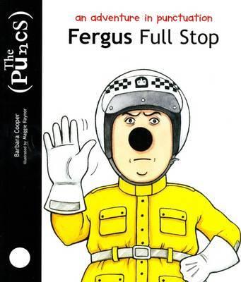 Puncs: Fergus Full Stop by Barbara Cooper image
