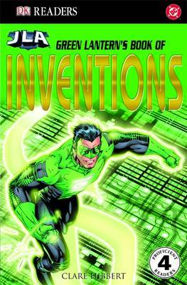 Green Lantern's Book of Inventions by Clare Hibbert image