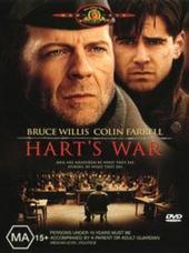 Hart's War on DVD