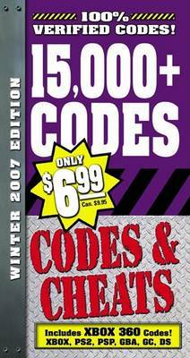 Codes and Cheats: v. 6 for Paperback image