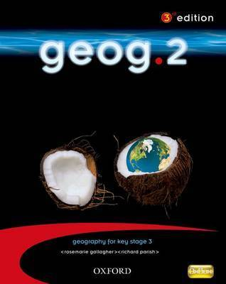 geog.2: students' book by RoseMarie Gallagher