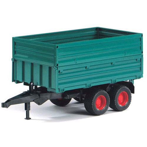 Bruder Tandem Axle Tipping Trailer image