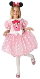 Minnie Mouse Pink Kids Costume (Medium)
