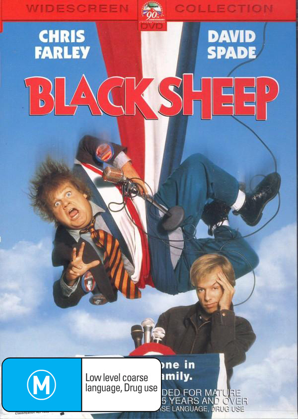 Black Sheep on DVD image