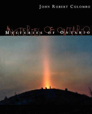 Mysteries of Ontario by Edward Zawadzki image