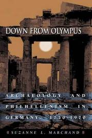 Down from Olympus by Suzanne L. Marchand