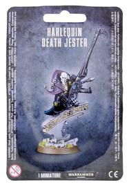 Warhammer 40,000 Eldar Harlequin Death Jester image