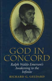 God in Concord by Richard G Geldard image