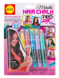 Alex: Style Hair - Chalk Metallic Pens