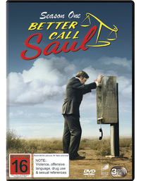Better Call Saul - Season 1 on DVD