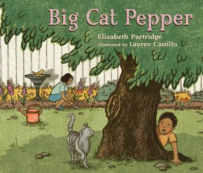 Big Cat Pepper by Elizabeth Partridge image