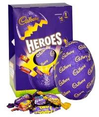 Cadbury: Heroes Large Egg (254g)