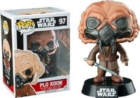 Star Wars: Plo Koon Pop! Vinyl Figure