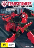 Transformers: Robots In Disguise - The Champ on DVD