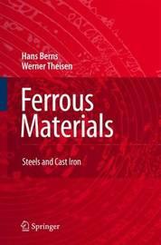 Ferrous Materials by Hans Berns