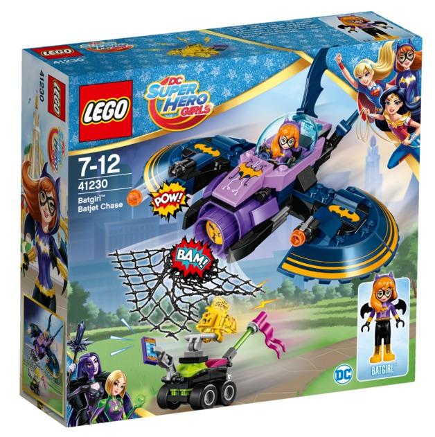 LEGO Super Heroes: Batgirl Batjet Chase (41230)
