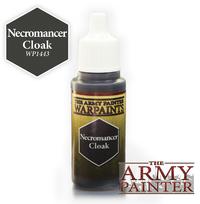 Necromancer Cloak Warpaint
