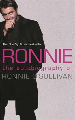 Ronnie: The Autobiography of Ronnie O'Sullivan by Ronnie O'Sullivan image