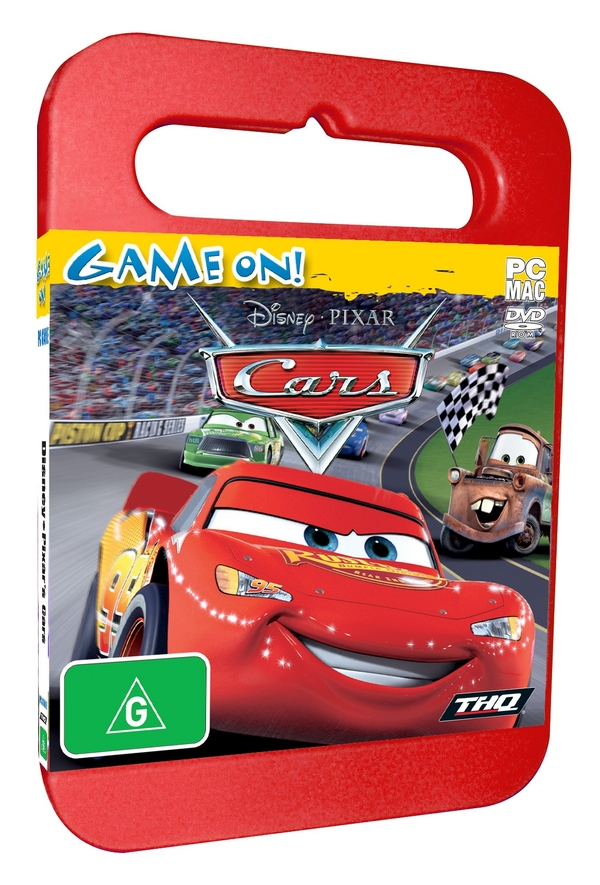 Cars - Toy Case for PC Games image