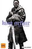 King Arthur: Legend of the Sword DVD