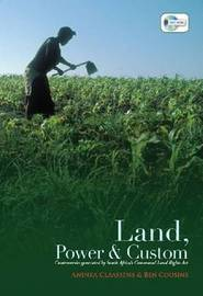 Land, power & custom by South Africa's Communal Land Rights Act image