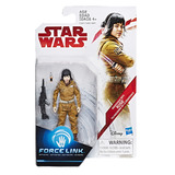 Star Wars: Force Link Figure - Resistance Tech Rose