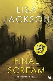 Final Scream by Lisa Jackson
