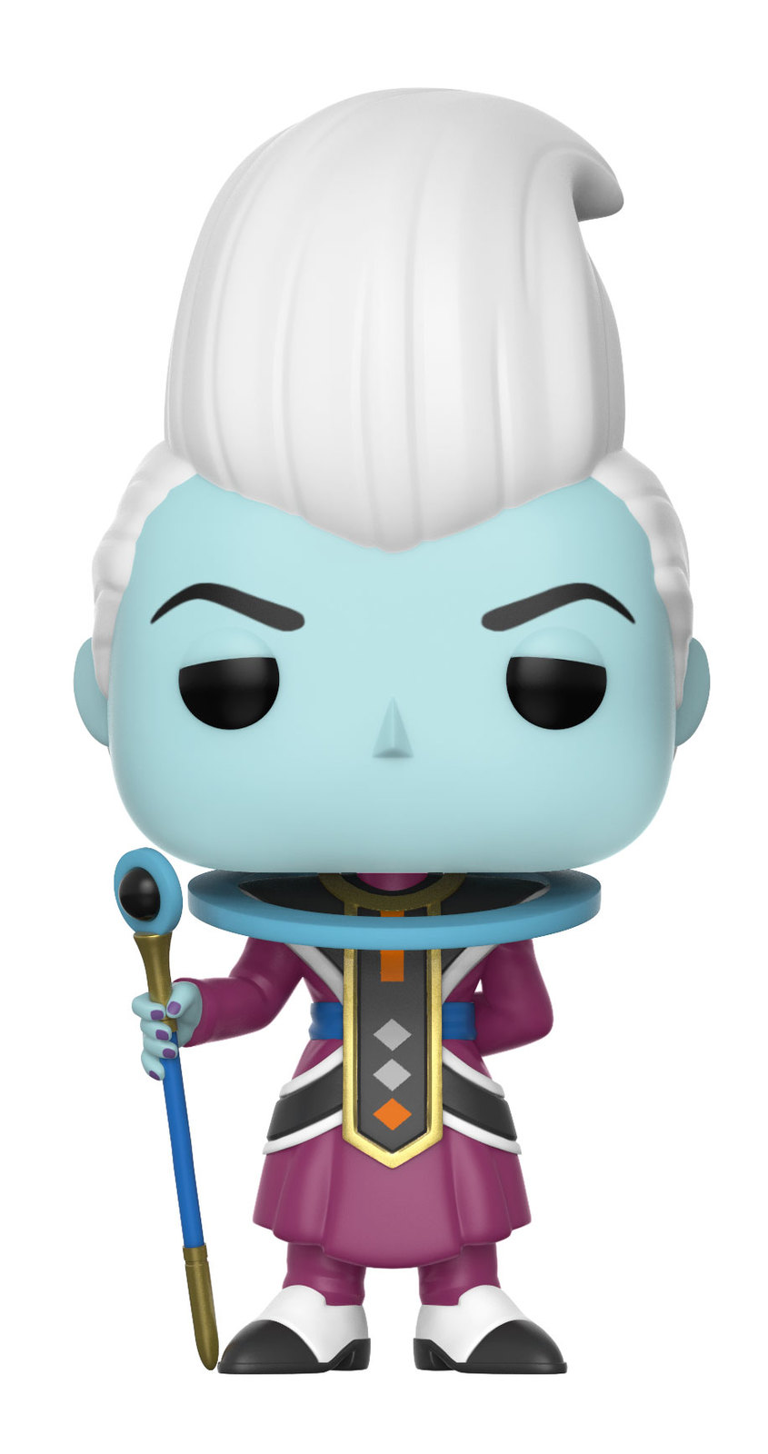 Dragon Ball Super – Whis Pop! Vinyl Figure image