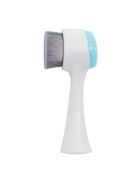 Spa Trends - Massaging Facial Brush (White & Aqua)
