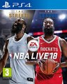 NBA Live 18 for PS4
