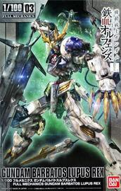 1/100 Full Mechanics Gundam Barbatos Lupus Rex - Model Kit