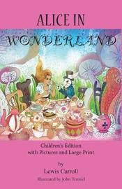Alice in Wonderland by Lewis Carroll image