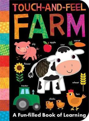 Touch-And-Feel Farm by Isabel Otter