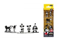 Jada: Mickey Mouse (90th) - Nano Metalfigs (5-Pack)