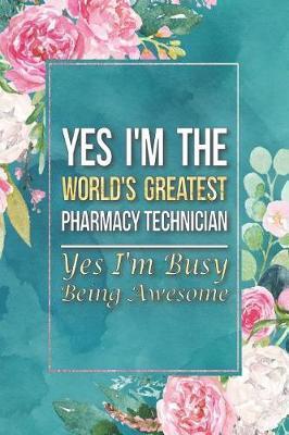 Pharmacy Technician Gift by Press