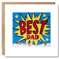 James Ellis: Shakie Card Best Dad