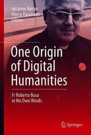One Origin of Digital Humanities