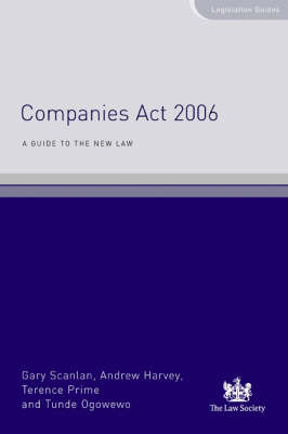 Companies Act 2006 by Gary Scanlan image