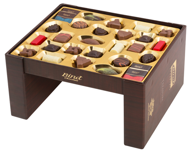 Bind Chocolates: Treasure Table Box (320g)