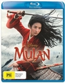 Mulan (2020) on Blu-ray